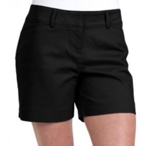 The Limited Tailored Black Shorts Sz 12 NWT